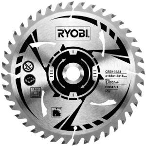 RYOBI ONE PLUS Hardmetallblad CSB165A1 165x1,6x16mm