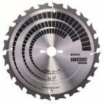 Sagblad for tre Bosch CONSTRUCT WOOD Ø300 mm