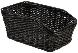 Unix Morino Fixed Installation Basket black  2020 Sykkelkurver til bagasjebrett