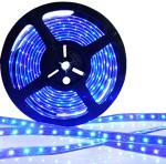 0 Premium Fleksibel Blå LED Stripe 7 Meter