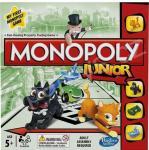 Hasbro Monopol Junior - Norsk, Dansk Utgave Hasbro Gaming