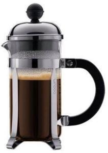 BODUM CHAMBORD Coffee maker - 3 cups - black 1923-16TR-10