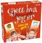 Gjett hva jeg er Brettspill Norsk utgave