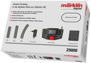 Märklin Märklin 29000 Digitalt startsett med mobilstasjon