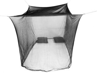 DD Hammocks Dobbelseng Myggnetting Holder dere insektsfrie når dere sover