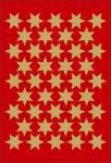 Herma Etikett dekor gullstjerne ø14mm Y449746 (Kan sendes i brev)