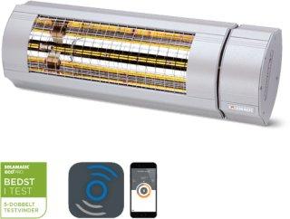 Solamagic - 2000 ECO+ PRO Heater - Controlled thru app - Titanium - New Titanium  AC73JB