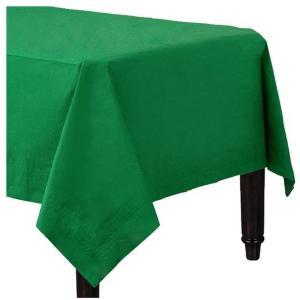 Amscan Duk Papir Grønn