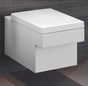 Grohe Cube Vegghengt toalett Uten skyllekant (Rimless)