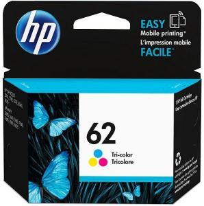 HP Blekkpatron No.62 Farge C2P06AE (Kan sendes i brev)