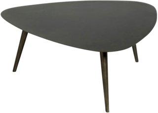 Am.Pm Lågt bord 83 cm, Théoleine Unisex Svart metall