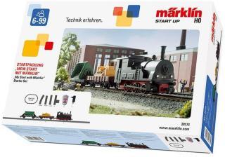 Märklin Märklin Digitalt startsett - Damplok BR 89