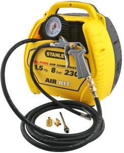 Kompressor Stanley 1100W 8Bar