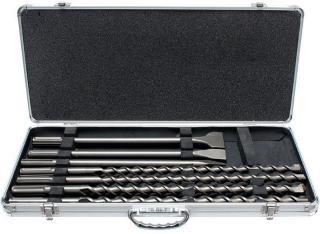 Makita D-40571 Bor- og meiselsett SDS-Max 7 deler