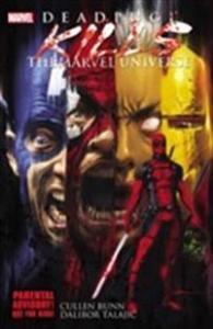 Deadpool Kills The Marvel Universe MARVEL COMICS
