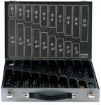 Irwin borsett - koffert med hss Metalbor 1-10 mm - 170 stk