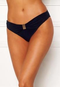 Goddiva Resort Georgia Bikini Brief Navy XS