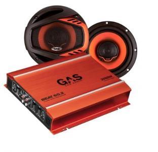 GAS BEAT 60.2 & GAS BEAT-høyttalere
