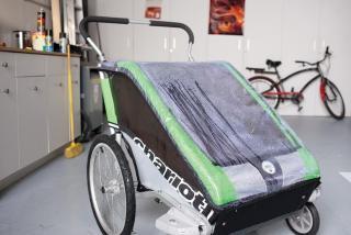 Thule Chariot Chinook2 Regntrekk Ytterligere regnbeskyttelse