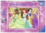 puslespill disney prinsess 200