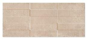Flis Hill Ceramic Melange Beige Matt Rund 25x60 cm