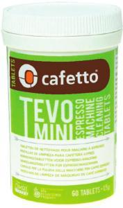 Cafetto TEVO Mini rengjøringstabletter