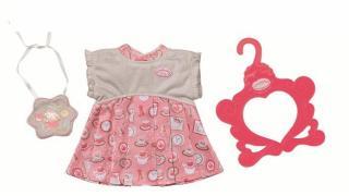 Baby Annabell day dress  43 cm - kjole og smykke til dukke