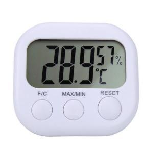 Digitalt Termometer/Hygrometer