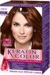 Schwarzkopf Keratin Color 5.7 Rich Brown Unisex No color