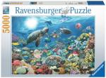 Beneath the Sea 5000 biter Puslespill Ravensburger Puzzle