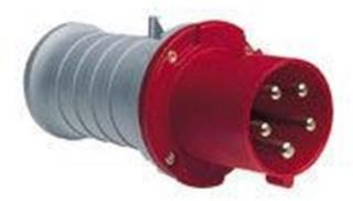 ABB Plug 6h 63a ip44 3p+n+e 463p6 2CMA166764R1000