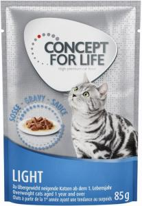 Concept for Life Light - i Saus - 12 x 85 g