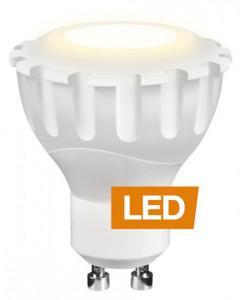 GU10 MR16 8W 827 LED-reflektor 60° ikke dimbar