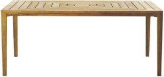 Ethimo Spisebord Friends, 90 x 180 cm Unisex Teak