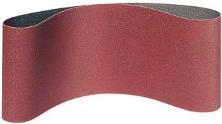 Slipebånd for båndslipere Klingspor LS 309 XH 75x480 mm K80 10 stk