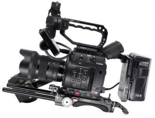Tilta Rig for Canon C200  Med V-Mount batteri plate