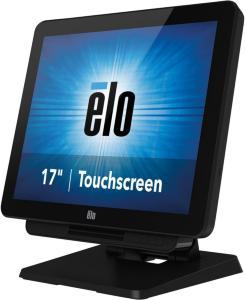 ELO X-Series Touchcomputer ESY17X3 - alt-i-ett - Core i3 6100TE 2.7 GHz - 4 GB - 128 GB - LED 17