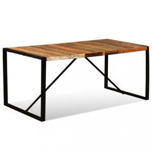 Spisebord 180 cm - Gjenvunnet heltre