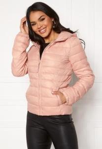 ONLY Tahoe Hood Jacket Misty Rose XS