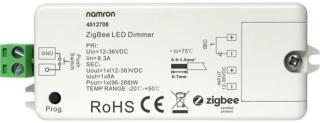 Namron ZigBee 1 kanal LED kontroller 4512708 Namron Aktuator