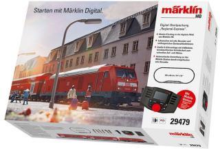 Märklin Märklin Digitalt startsett - DB persontog 245