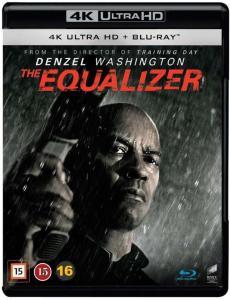 Equalizer, The (Denzel Washington) (4K Blu-Ray)   AE8X43