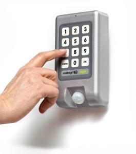 Alt-i-ett GSM alarmsystem - i200 Argos