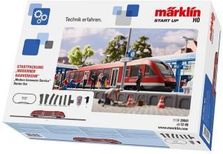 Märklin Märklin Digitalt startsett - DB 640 motorvogn