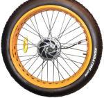0 Komplett bakhjul med motor til LIA-FJ-TDE18