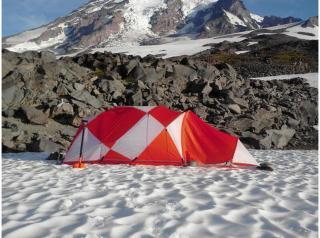 Slingfin SafeHouse 2 Tent orange/white  2020 Telt