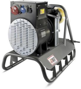 Gebe Strømaggregat for traktor F60 400V