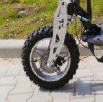 0 Fronthjul 1000w sparkesykkel