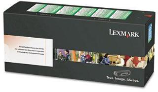 LEXMARK C232HC0 Cyan High Yield Return Program Toner Cartridge (C232HC0)
