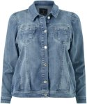 ZAY Jeansjakke yAnemone LS Women Blue denim